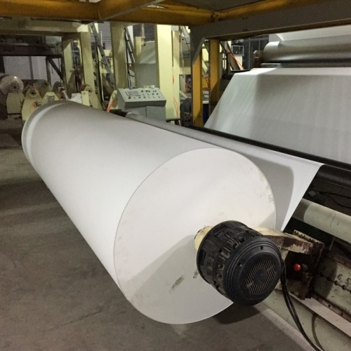 140gsm 2500mm High Speed Printing Sublimation Paper for advertisement