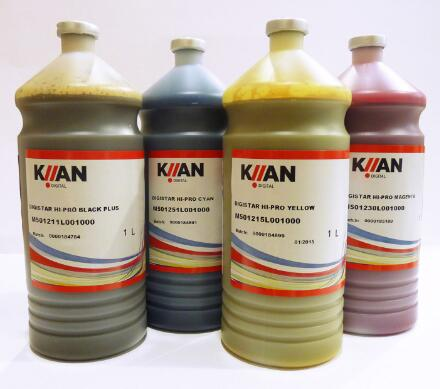 Kiian Sublimation Ink Salut-pro K-one série originale pour Epson, Mimaki Machine
