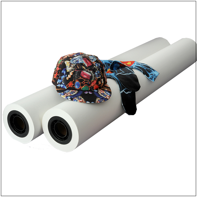 Papier de transfert de 80 gr Salut-collant Sublimation pour l'impression en Sublimation