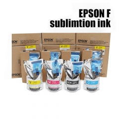 Epson CoEncre d'imprimante Epson C.M.Y.HDK pour Epson F6070 / 6080/6200/6270/6280/7100/7080/7200/9200/9270mpatible sublimation ink with chips